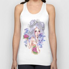 Lovely Bones Unisex Tank Top