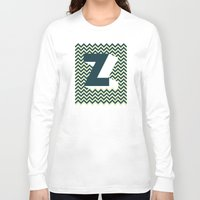 dragonball z Long Sleeve T-shirts featuring Z. by Muro Buro