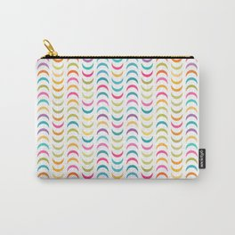 Lovely geometric Pattern VVV Carry-All Pouch
