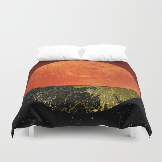 Abstract #157 Duvet Cover