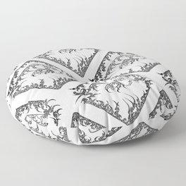 Diamond (1) Floor Pillow