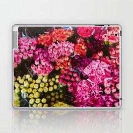 Flower Market in Hong Kong Laptop & iPad Skin