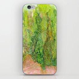 Garden 3 iPhone Skin