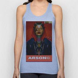 ARSON xgt2 Unisex Tank Top