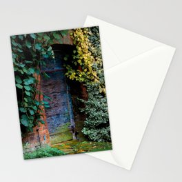 Lewis Carroll's Garden Stationery Cards