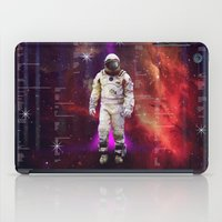 interstellar iPad Cases featuring Interstellar by Tony Vazquez