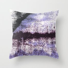 Friction Throw Pillow