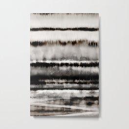 Beyond The Reflection Metal Print