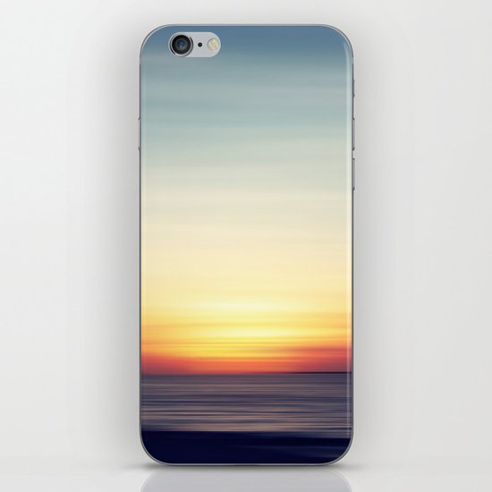 Softly II iPhone & iPod Skin