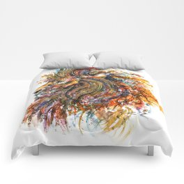 'The King' Comforters