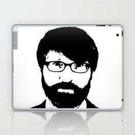 chuck klosterman Laptop & iPad Skin