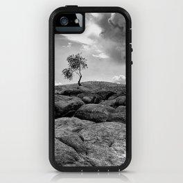 Loner. iPhone Case