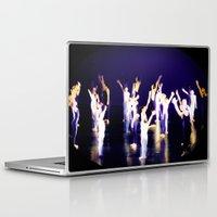 dance Laptop & iPad Skins featuring Dance by Sébastien BOUVIER