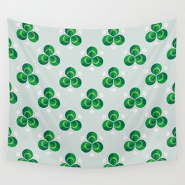 White Clover Wall Tapestry