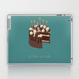 Let them eat cake... Laptop & iPad Skin