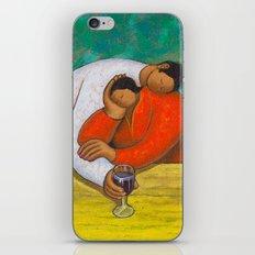 Sweet Merlot iPhone & iPod Skin