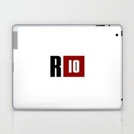 La Casa de Papel - RIO Laptop & iPad Skin