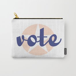 Vote Carry-All Pouch