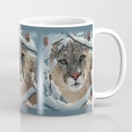 Cougar - Silent Encounter Coffee Mug