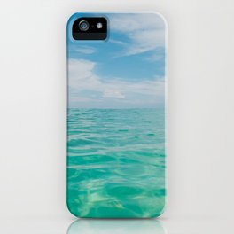 Florida Water III iPhone Case