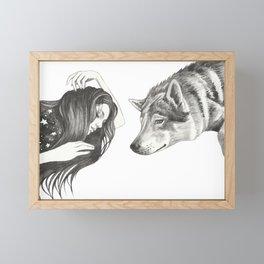 Dreamers Framed Mini Art Print