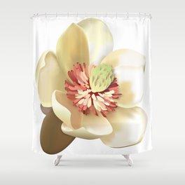 Magnolia! Shower Curtain
