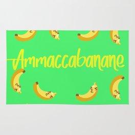 Ammaccabanane Rug