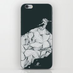 Come To Nothing iPhone & iPod Skin
