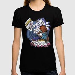 Weregarurumon T-shirt