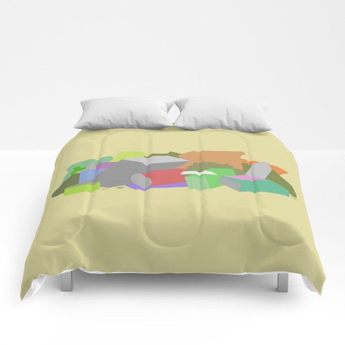 TRASHY Comforters