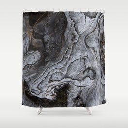 At Root Shower Curtain