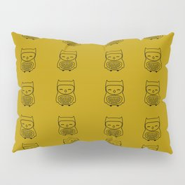 happy owls Pillow Sham