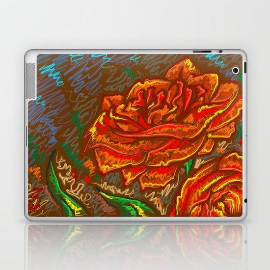 Garden of the soul Laptop & iPad Skin