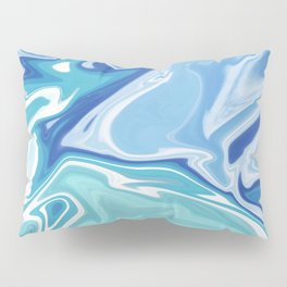 MARBLE - SEA - CLOUDS - SMOKE - WAVES Pillow Sham