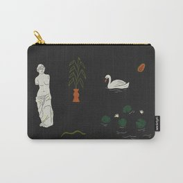 Water Lily Venus Carry-All Pouch