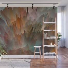 Autumn Watercolor Vibes Wall Mural