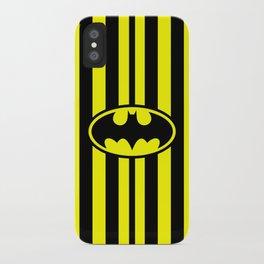 Bat Man Classic iPhone Case