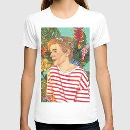 Flower Boy Isak T-shirt