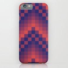 Pixelated Chevron iPhone 6s Slim Case
