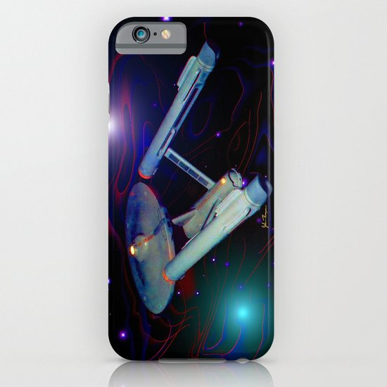 Enterprise NCC 1701 iPhone & iPod Case