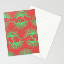 Dinosaur Stationery Cards