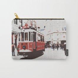tram in Beyoglu Carry-All Pouch