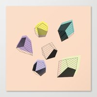 play Canvas Prints featuring Play  by Leandro Pita