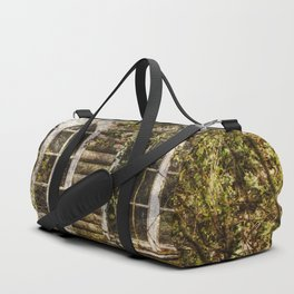 Overgrown Windows Duffle Bag