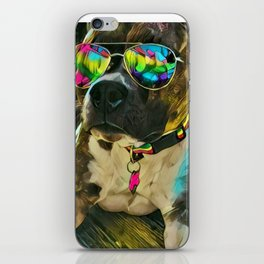 Chillin' iPhone Skin