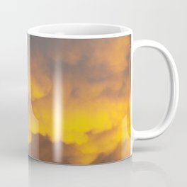 GOLD BOILING IN THE SUNRISE Coffee Mug