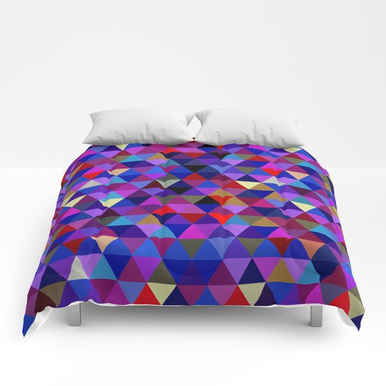 Abstract #212 Comforters
