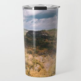A Shadow Across the View, Red River Gorge, Kentucky Travel Mug