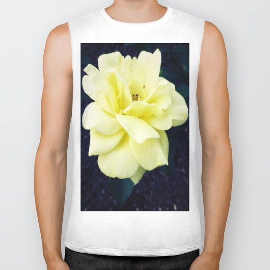 Friendship's Rose Biker Tank