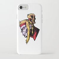 xmen iPhone & iPod Cases featuring x28 by jason st paul